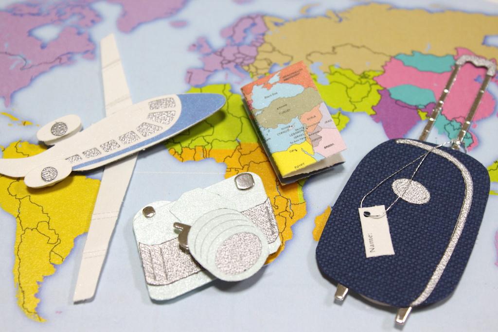 最高の思い出を残すために、国外でも楽しい旅を。